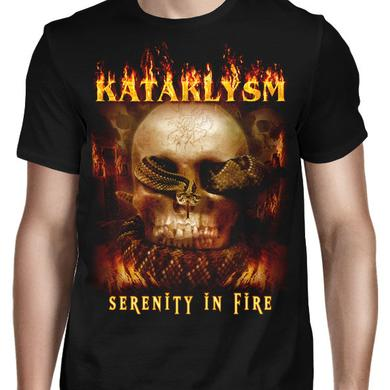 Kataklysm Serenity In Fire T-Shirt