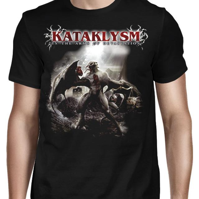 Kataklysm In The Arms Of Devastation T-Shirt