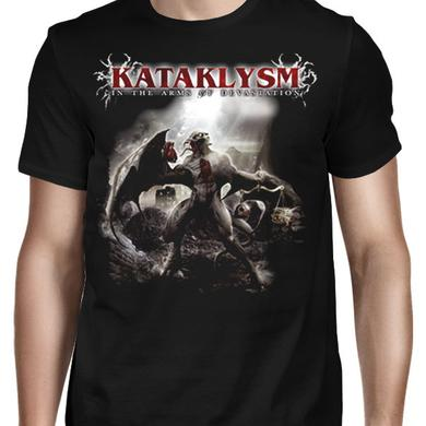 Kataklysm In The Arms Of Devastation T-Shirt