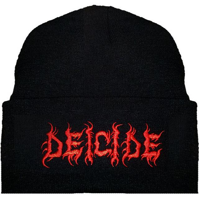 Deicide Embroidered Logo 12in Beanie