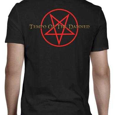 Exodus Tempo if the Damned T-Shirt