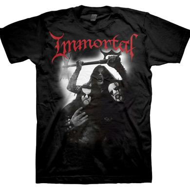 Immortal Band Photo T-Shirt