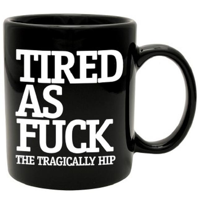 The Tragically Hip Mug
