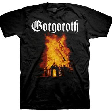 Gorgoroth Church Fire T-Shirt