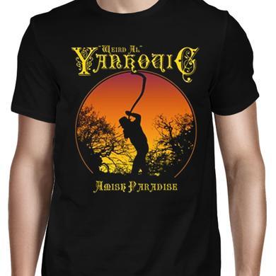 Weird Al Amish Paradise Silhouette T-Shirt