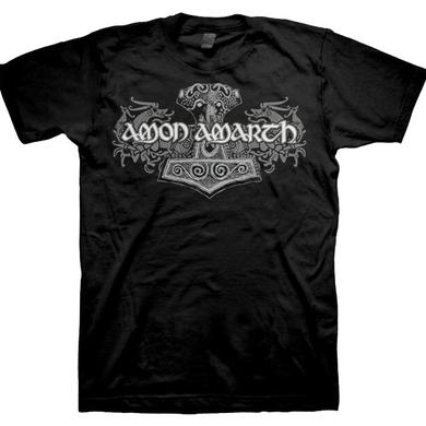 Amon Amarth Viking Horses T-Shirt
