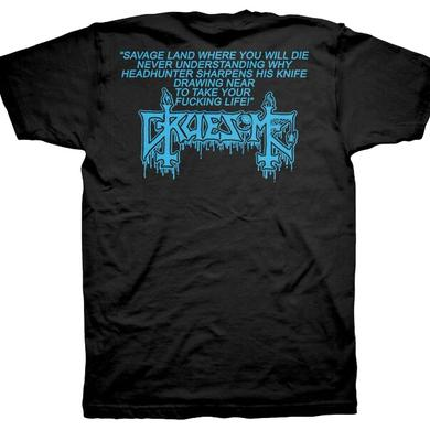 GRUESOME Lych Lyrics T-Shirt