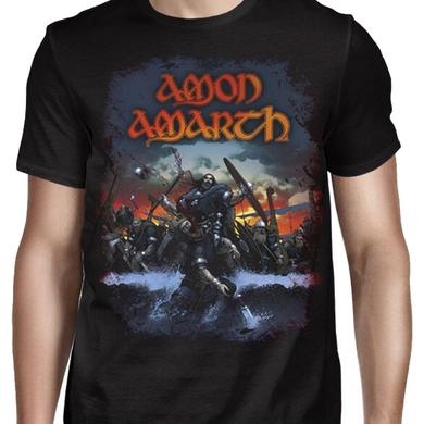 Amon Amarth Nothern Shores Tour T-Shirt