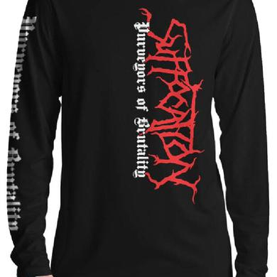 Suffocation Purveyors of Brutality Long Sleeve