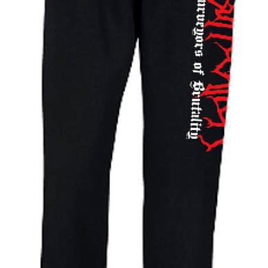 Suffocation Purveyors of Brutality Sweatpants