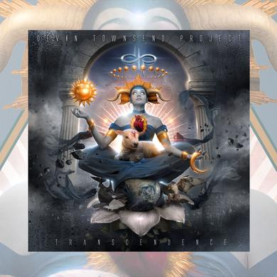 Devin Townsend Project Transcendence Digipack