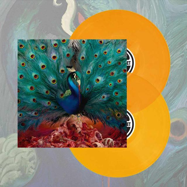 Opeth Sorceress  Exclusive Orange Vinyl