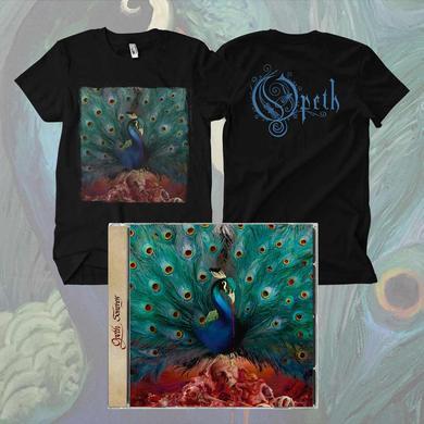 Opeth Sorceress CD & T-Shirt Bundle