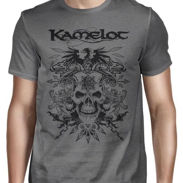 Kamelot Lion Shield T-Shirt