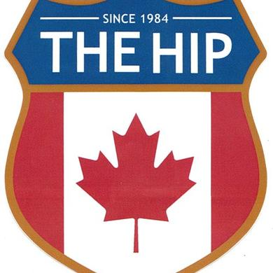 The Tragically Hip Crest Sticker
