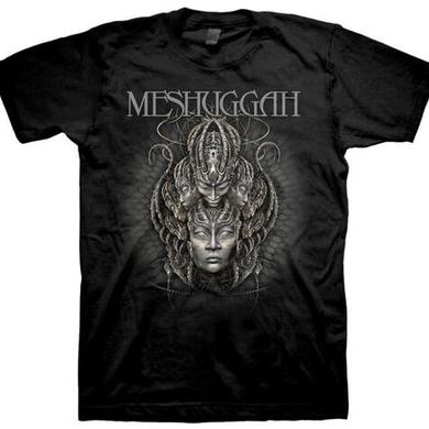 MESHUGGAH Faces T-Shirt