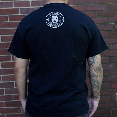 El Hijo del Santo Santo Mask Seal T-Shirt