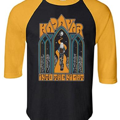 Kadavar Into the Night Raglan
