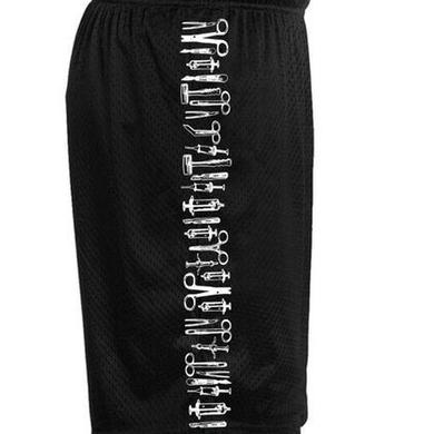 Carcass Didas Tools Mesh Shorts