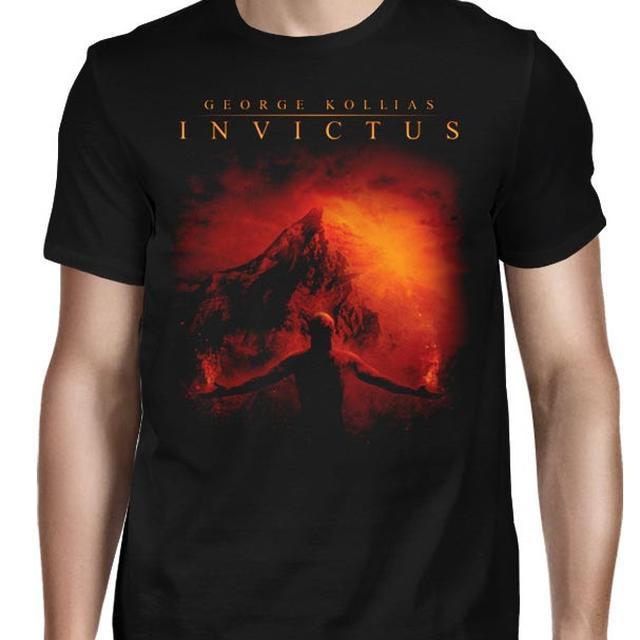 GEORGE KOLLIAS Invictus T-Shirt