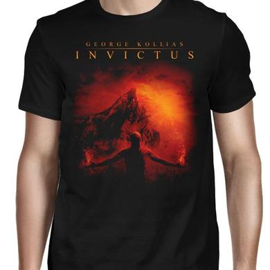GEORGE KOLLIAS Invictus T-Shirt