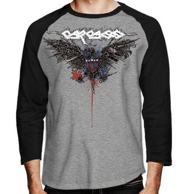 Carcass Eagle One Foot  US Tour Raglan