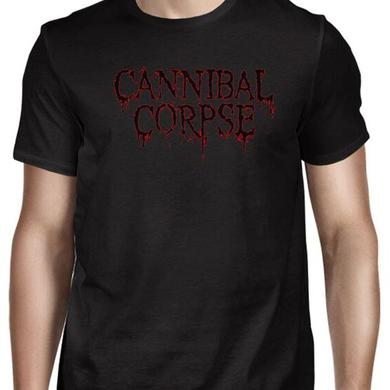 Cannibal Corpse Logo Summer Tour 2016 T-Shirt