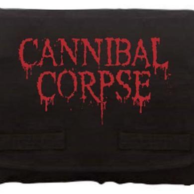 Cannibal Corpse Logo Messenger Bag