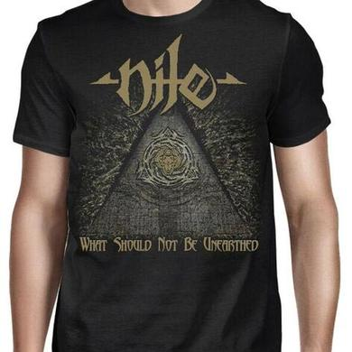 Nile Unearthed Tour Dates T-Shirt