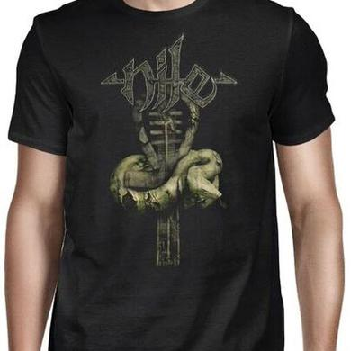 Nile Darkened Shrines 2016 Dates T-Shirt