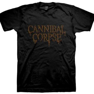 Cannibal Corpse Logo Fall 2015 Dates T-Shirt