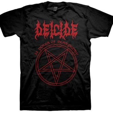 Deicide Upside Down Cross T-Shirt