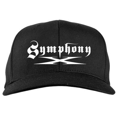 Symphony X Embroidered Logo Flex Fit Hat