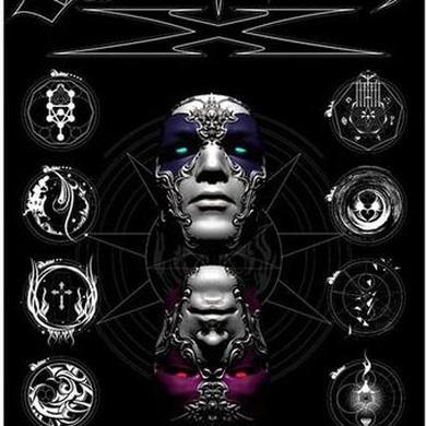 Symphony X Underworld Album Cover Textile Flag
