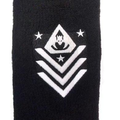 Overkill Sergeant Logo Writstband