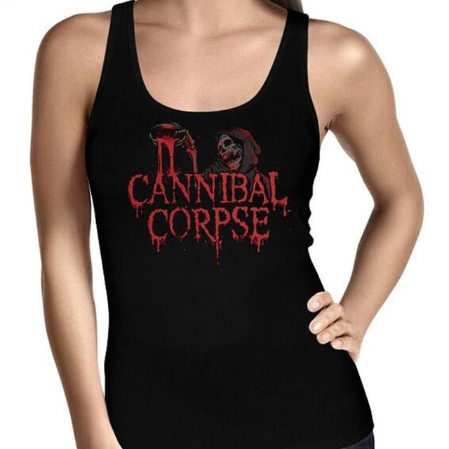 Cannibal Corpse Blood & Ghoul Ladies Tank