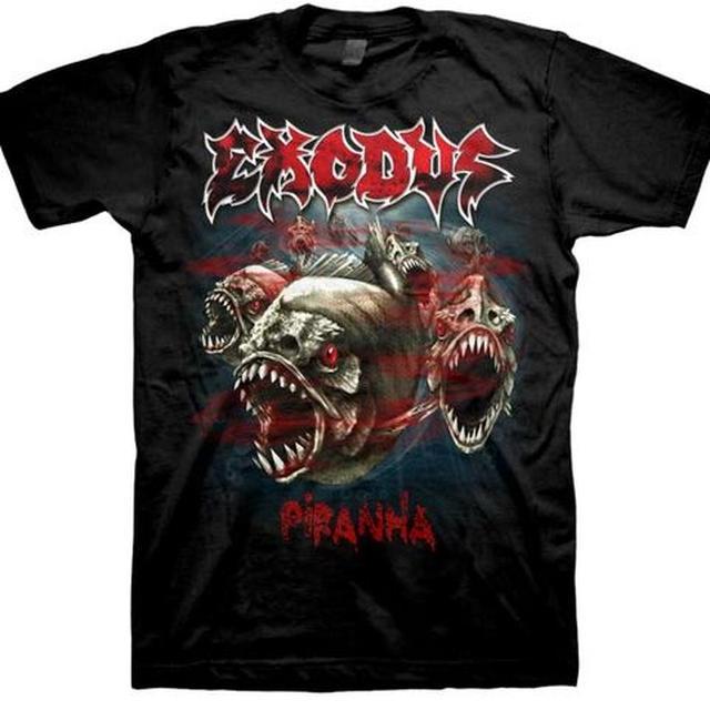 Exodus Piranha T-Shirt