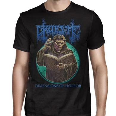 GRUESOME Dimensions Forces of Death Tour T-Shirt