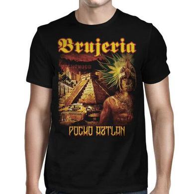 Brujeria Pocho Aztlan Viva Mexico T-Shirt