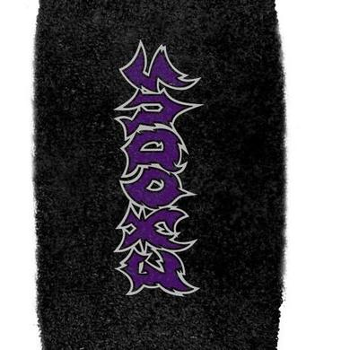 Exodus Purple Logo Wristband