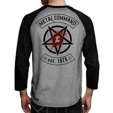 Exodus Metal Command Raglan