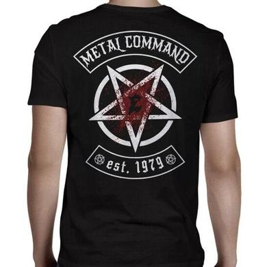 Exodus Metal Command T-Shirt