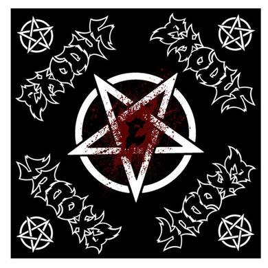 Exodus Pentagram Logo Bandana
