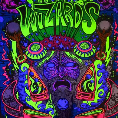 Dirty Donny Pinball Wizards Poster