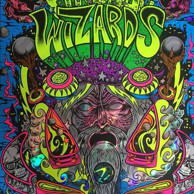 Dirty Donny Pinball Wizards Poster (Lava Paper)
