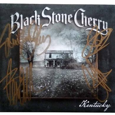 Black Stone Cherry Kentucky Signed CD