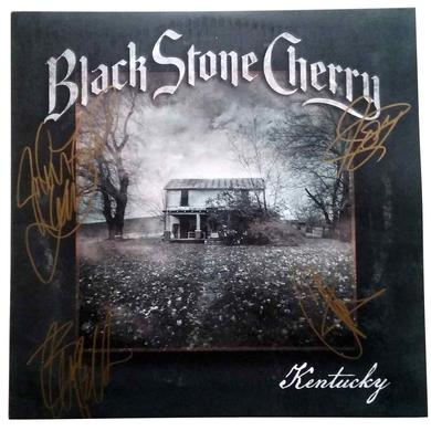Black Stone Cherry Kentucky Signed LP (Vinyl)