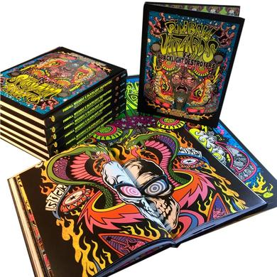 Dirty Donny Pinball Wizards and Blacklight Destroyers Book
