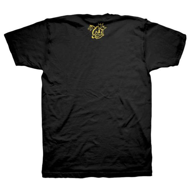 Black Stone Cherry Black Stone Scary - Halloween Logo T-Shirt