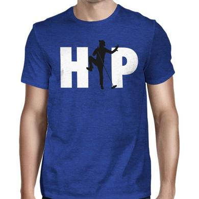 The Tragically Hip Gord Silhouette HIP Tee